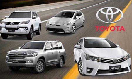 Toyota prices