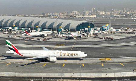 UAE flight ban