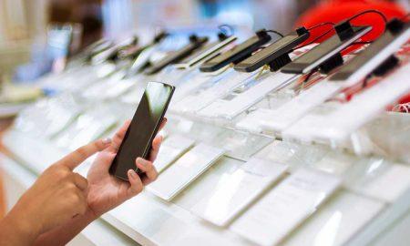 export mobile phones