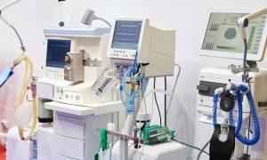 exporting ventilators