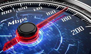 internet speed record