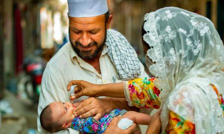no new cases of polio