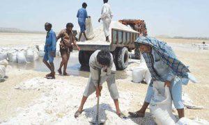 salt project Gwadar