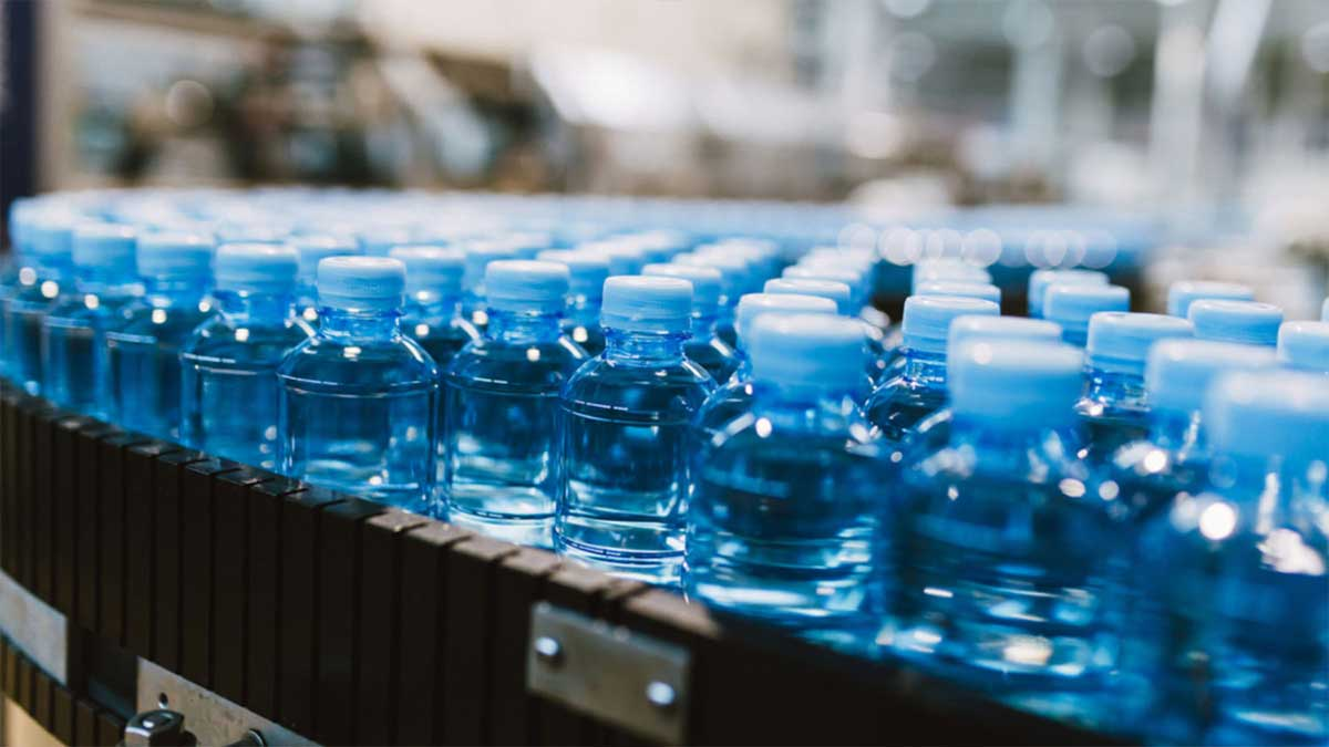 unsafe bottled water