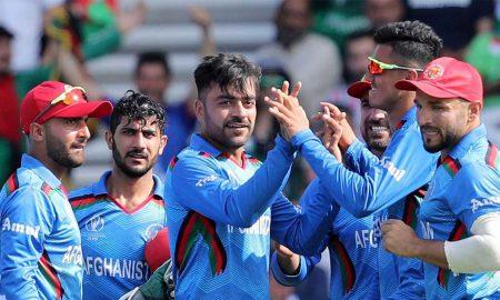 Afghanistan ODI series
