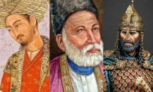Babur Ghalib series