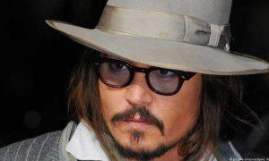 Johnny Depp award