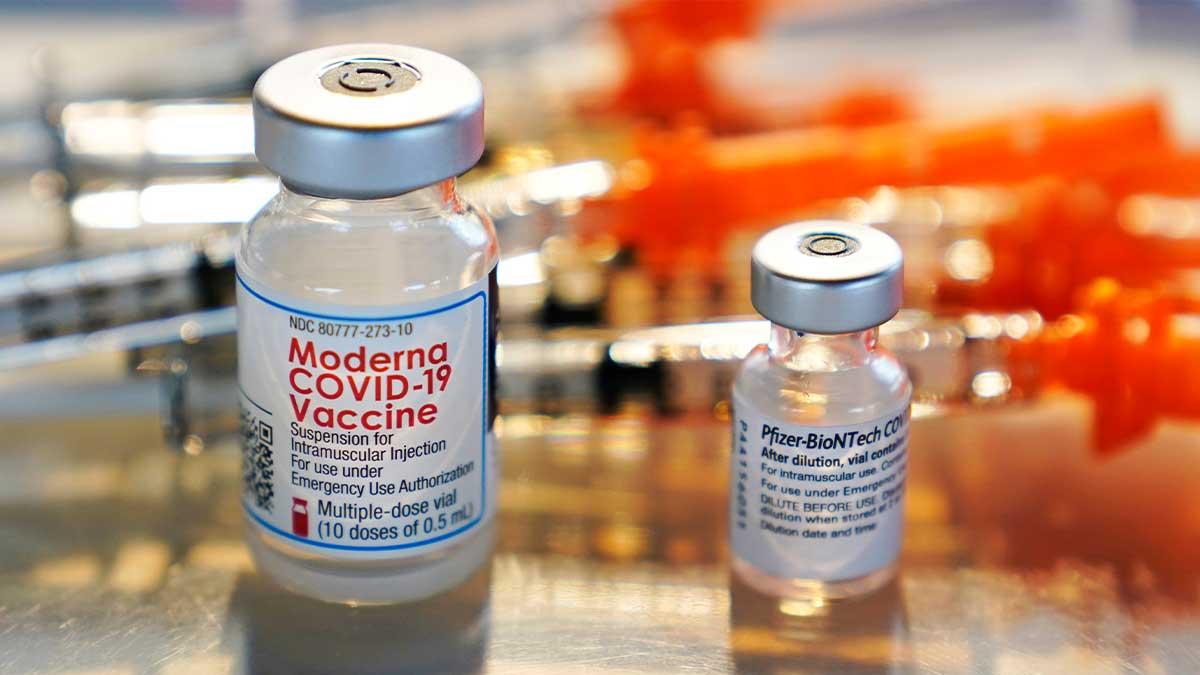 Moderna vaccine Delta