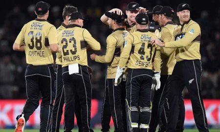 New Zealand squad
