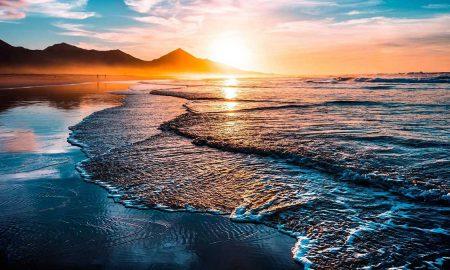Ocean surface