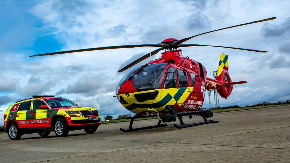 Punjab air ambulance