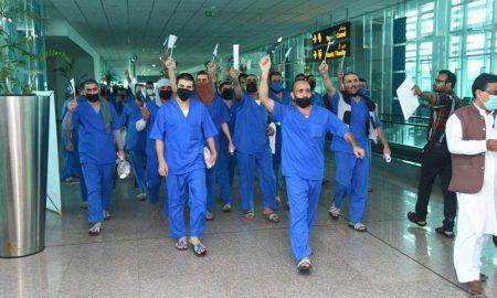 Saudi prisoners