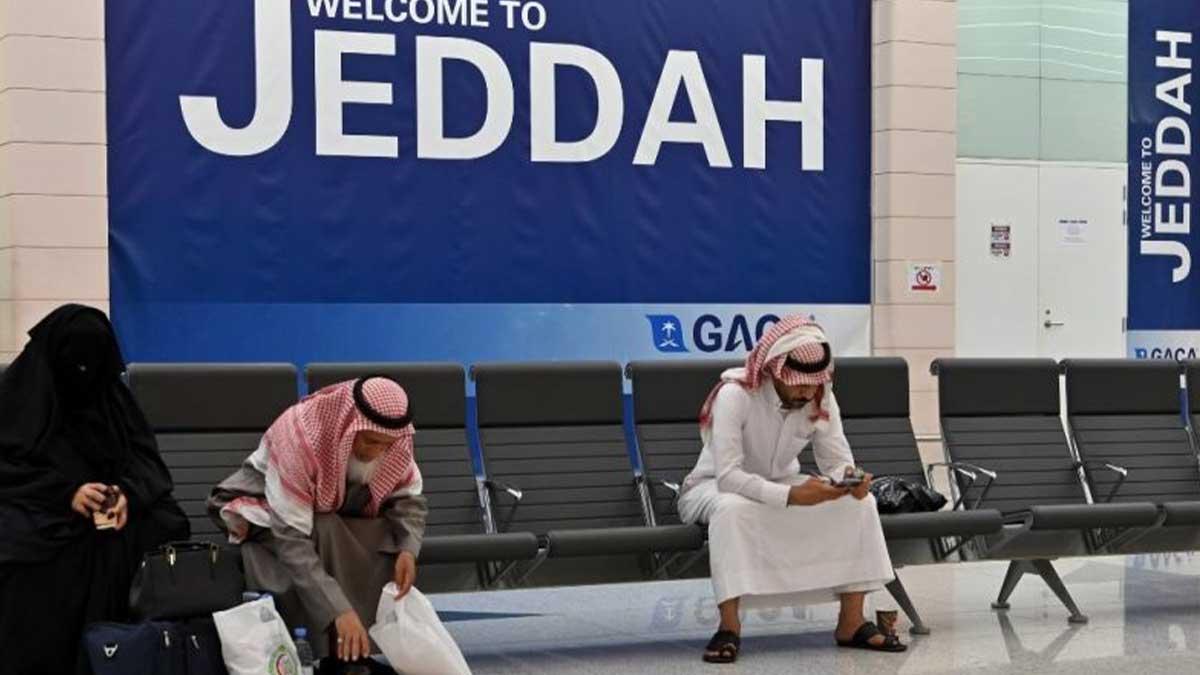 Saudi red list