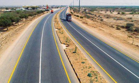 Shikarpur Rajanpur highway