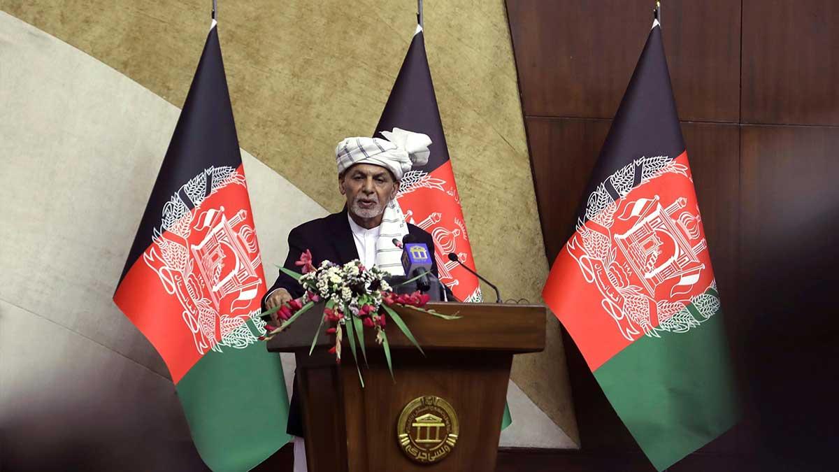 Taliban Ghani