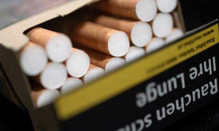 tax on cigarettes