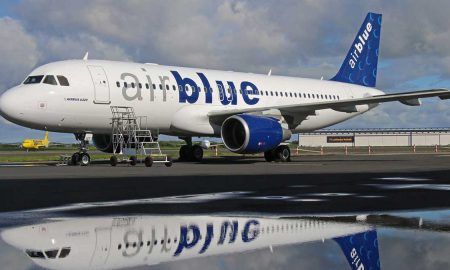 Airblue ticket
