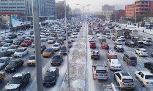 China cars data