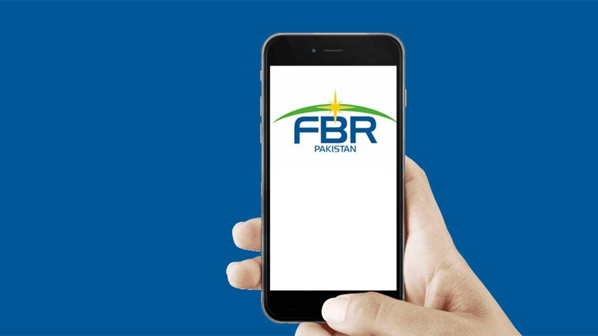 FBR digital payments