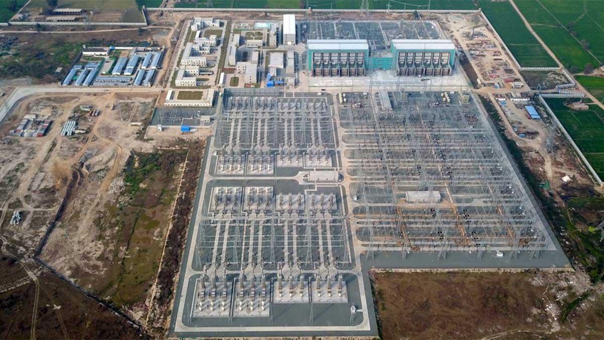 HVDC CPEC project