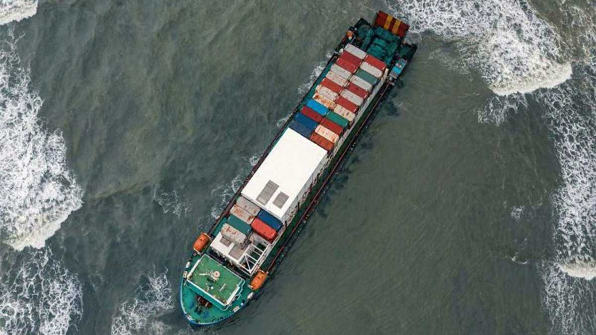Heng Tong ship