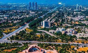 Islamabad the safest city