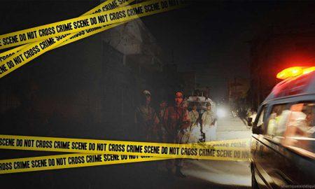 Karachi street crime
