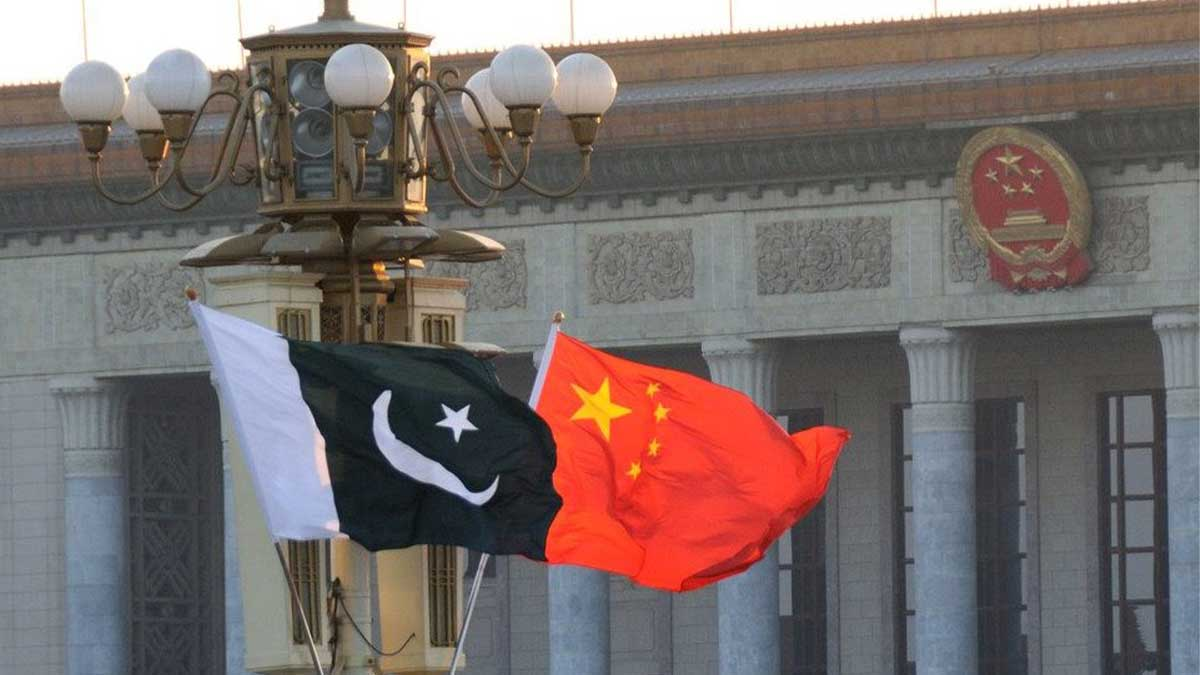 Pakistan China tourism