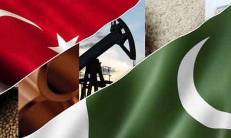 Pakistan Turkey land route