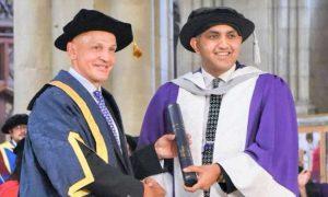Pakistani educationist