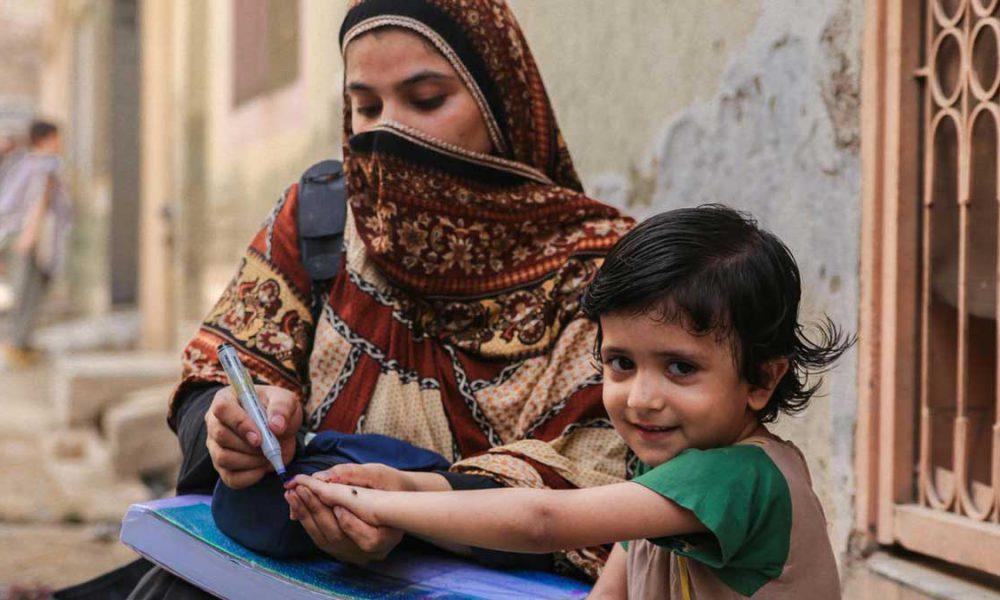polio case Pakistan