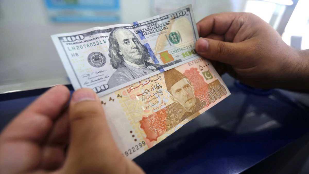 Rupee at low