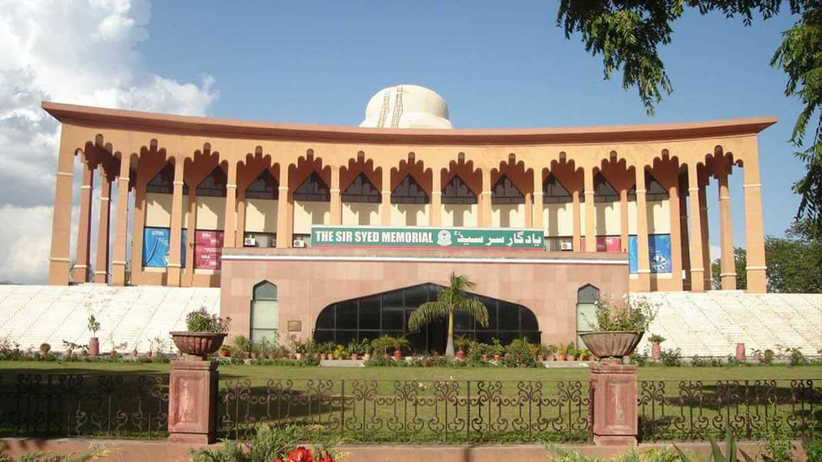 Sir Syed Memorial Building