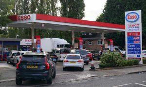 UK petrol