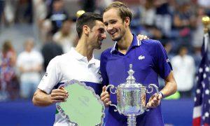 US Open Medvedev