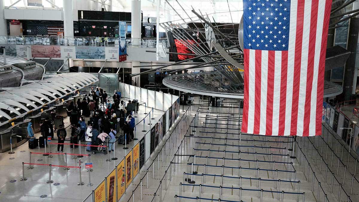 US travel in November