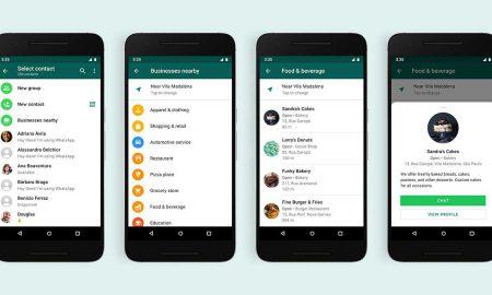 Whatsapp In App