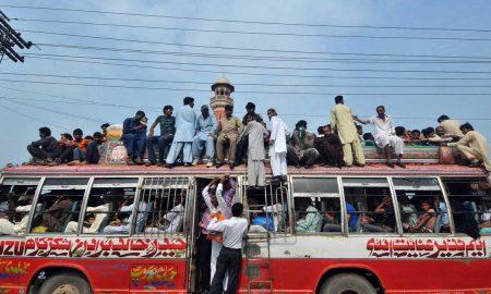 bus service islamabad