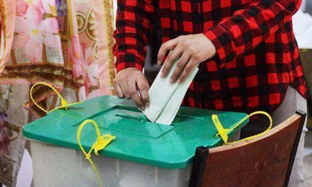 cantonment polls