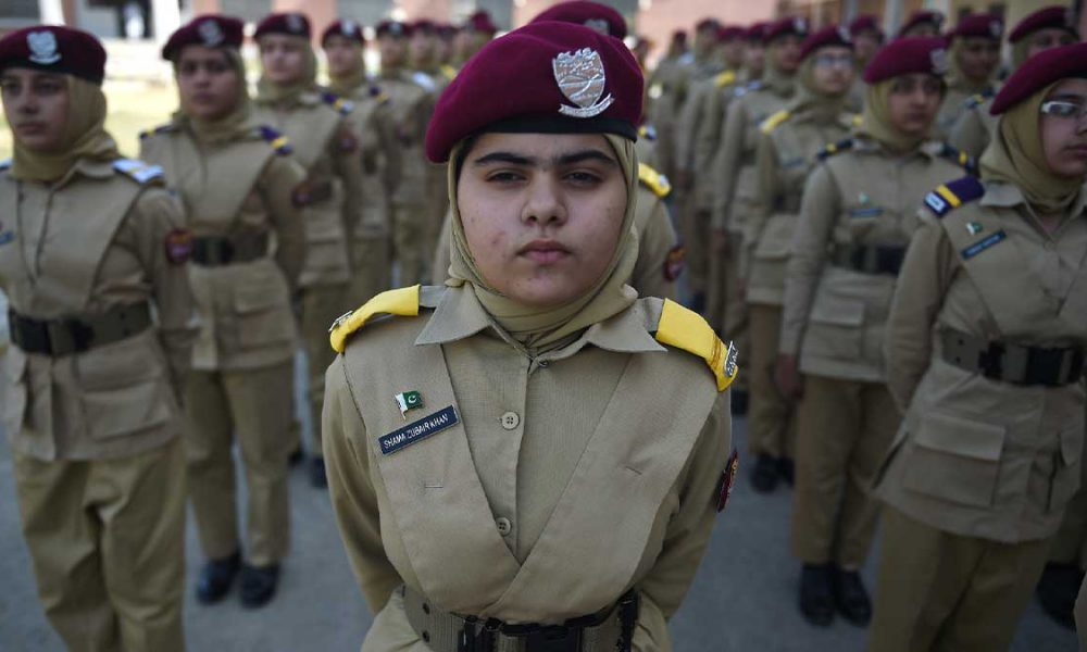 girls cadet college