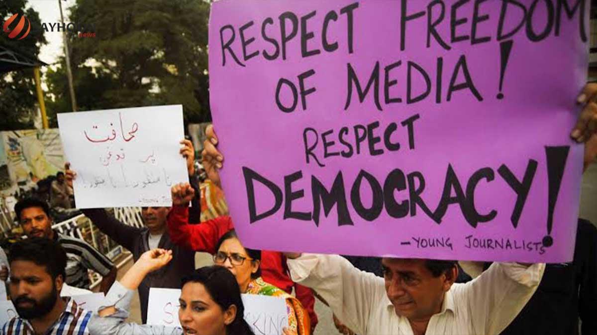 journalists from Karachi