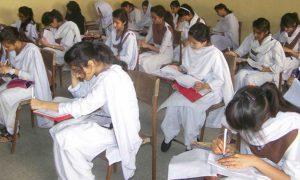 matriculation intermediate students