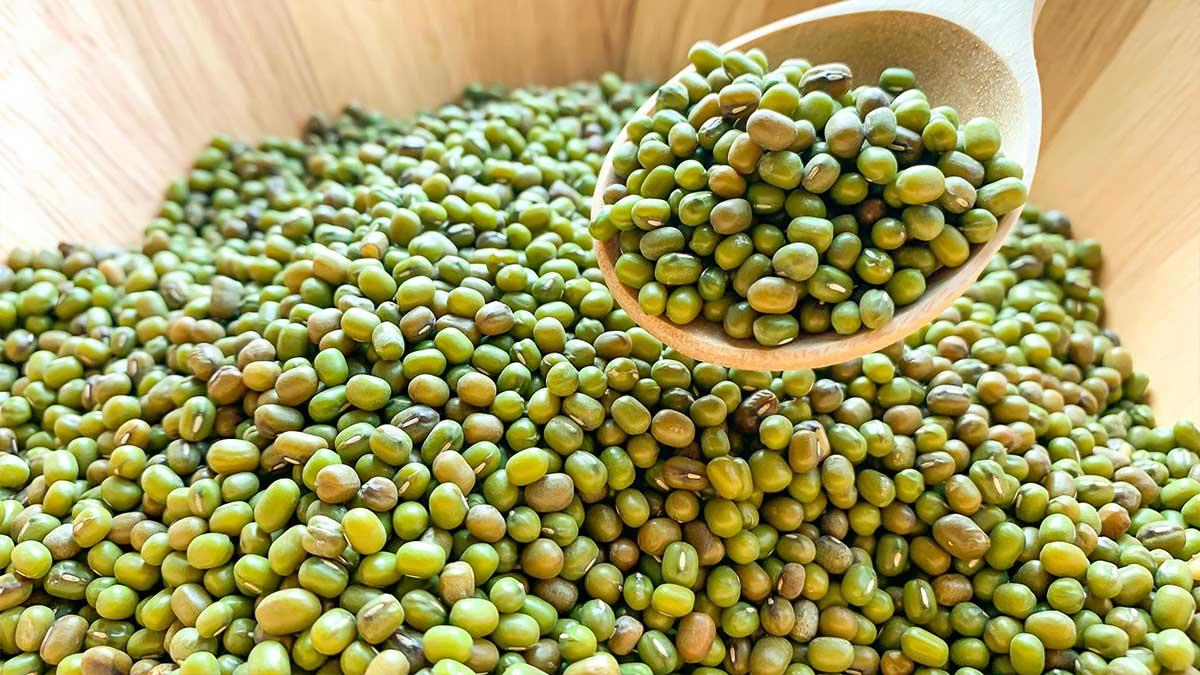 mung beans