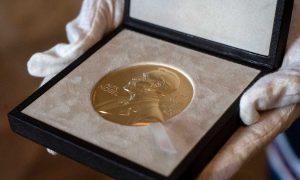 Nobel Prize ceremonies
