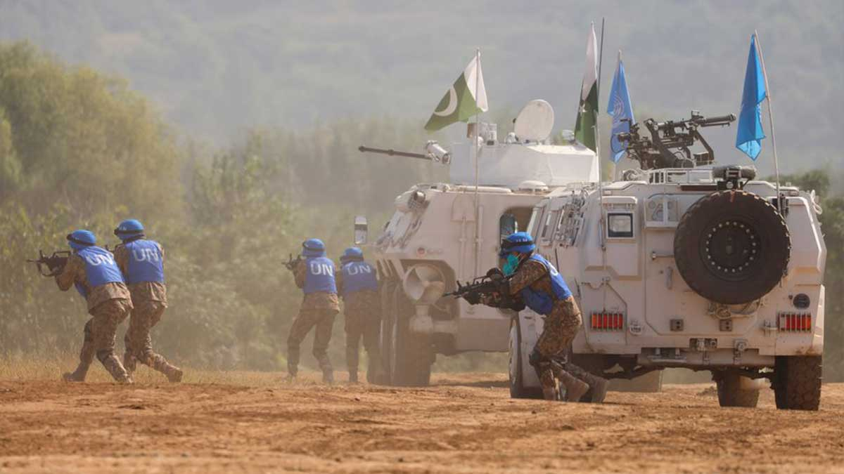 peacekeeping exercise