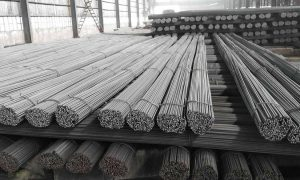 steel mill in Punjab