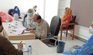 vaccination centers in Balochistan