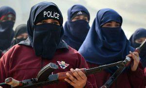 women police station