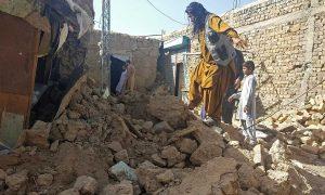 Balochistan earthquake