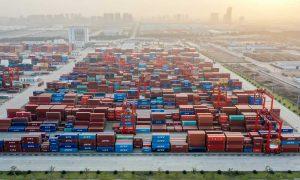 Export diversification